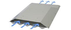 Smart Products - Corrugated Ventilation Roof Units